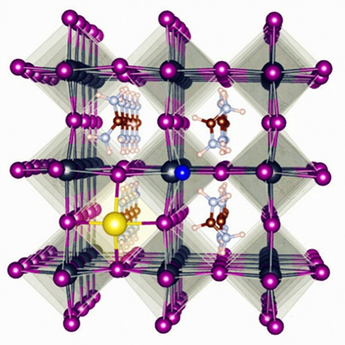 The small anions in perovskites
