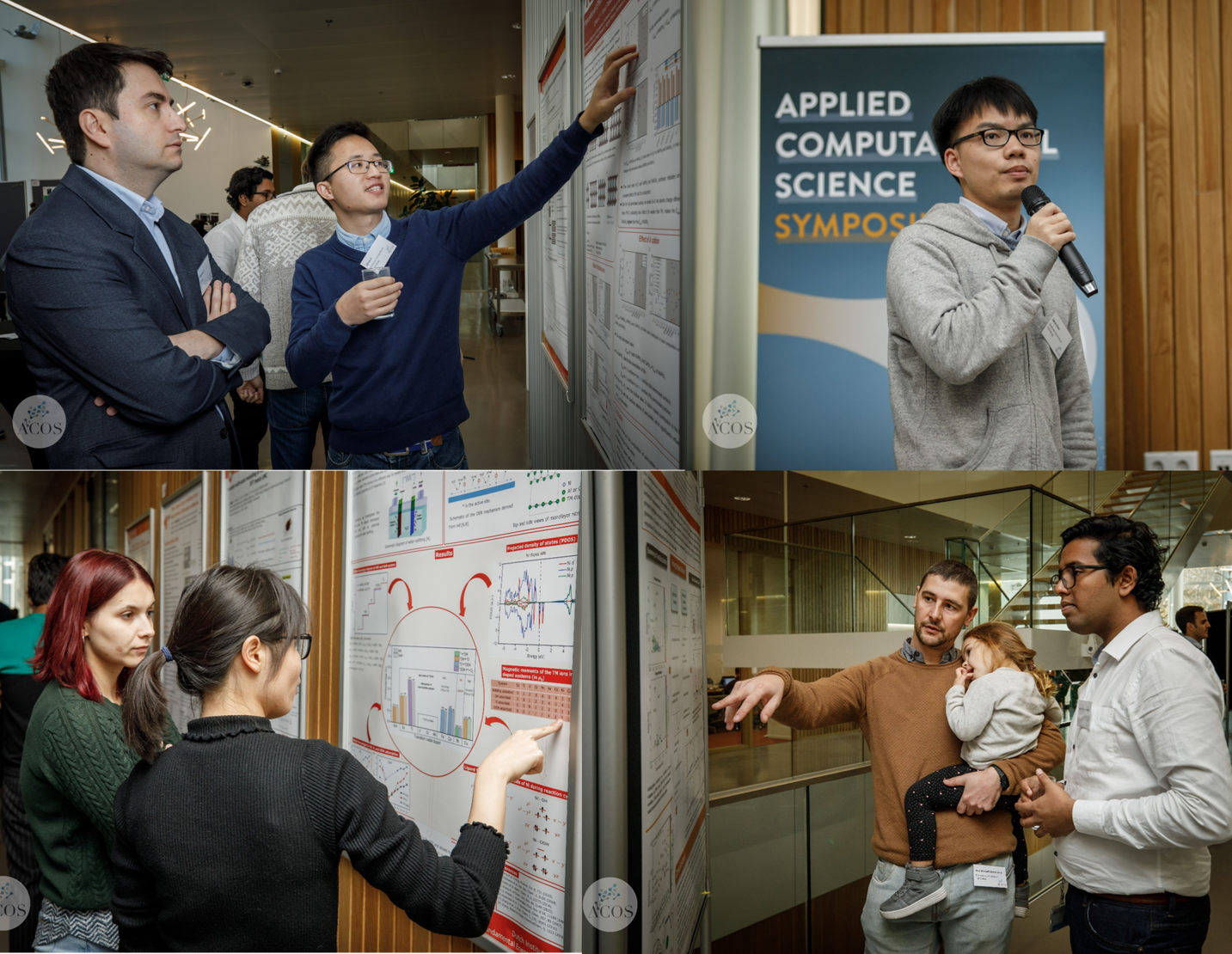 Applied Computational Sciences (ACOS) symposium 2019